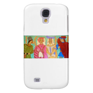 English Renaissance Samsung S4 Case