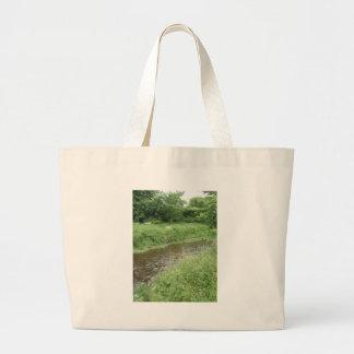 English River Tote Bags