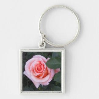 English Rose Keychain