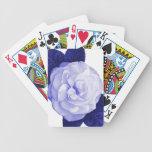 English Rose Playing Cards