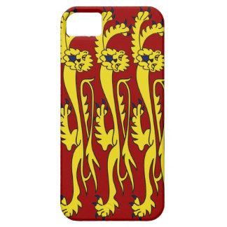 English Royal Banner iPhone SE/5/5s Case