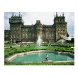 English Scenes, Blenheim Palace Postcard