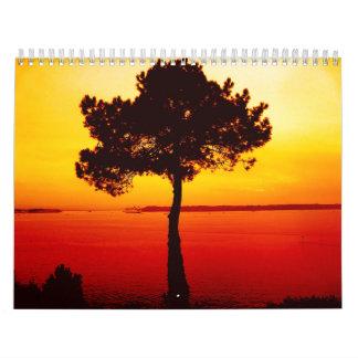 English Scenes Calendar