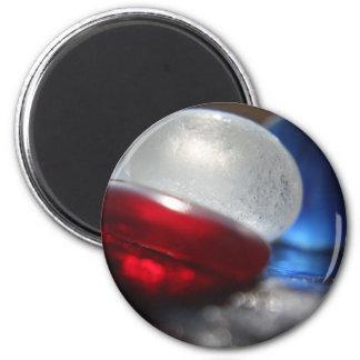 English Sea glass Magnet