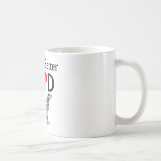 English Setter Dad Coffee Mug