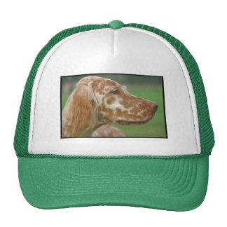 English Setter Hat