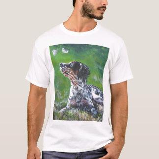 english setter llewellin T-shirt