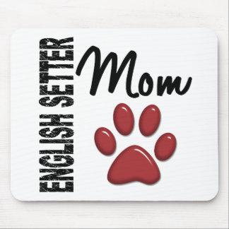 English Setter Mom 2 Mouse Pad