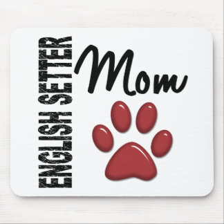 English Setter Mom 2 Mouse Pads