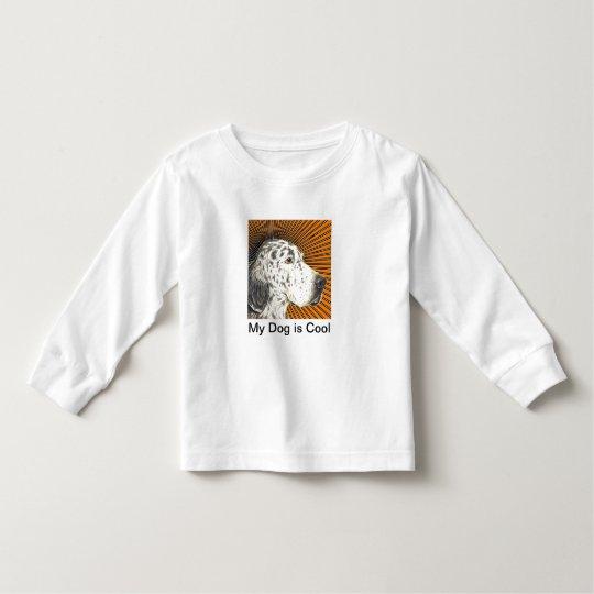 English Setter Toddler T-shirt