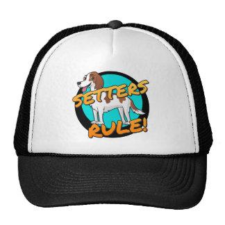English Setters Rule! Trucker Hat