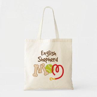 English Shepherd Dog Breed Mom Gift Tote Bag