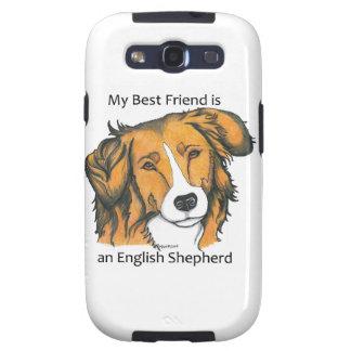 English Shepherd Galaxy S3 case