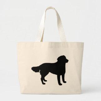 English Shepherd Jumbo Tote Bag