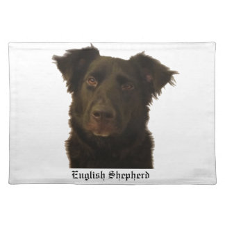 English Shepherd Placemat