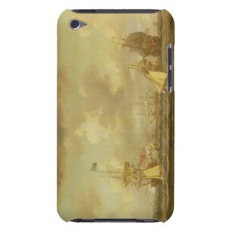 English Ships Coming to Anchor in a Fresh Breeze ( iPod Touch Case