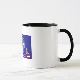 English Short Face Tumbler Society Mug