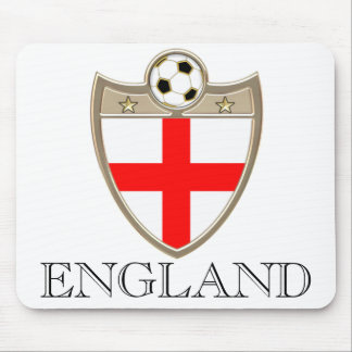 English Soccer Mouse Pad