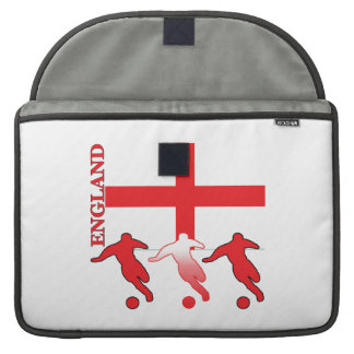 English Soccer Players Sleeve For MacBook Pro
