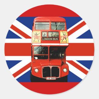English Souvenir Stickers