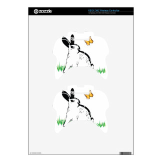 ENGLISH SPOTS! XBOX 360 CONTROLLER SKINS