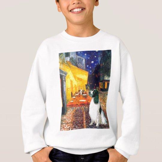 English Springer 7 - Terrace Cafe Sweatshirt