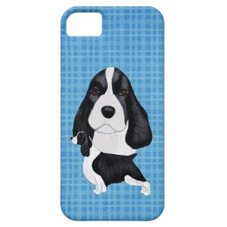 English Springer Blue Case-Mate Samsung Galaxy S2 iPhone SE/5/5s Case