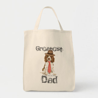 English Springer Dad Tote Bag
