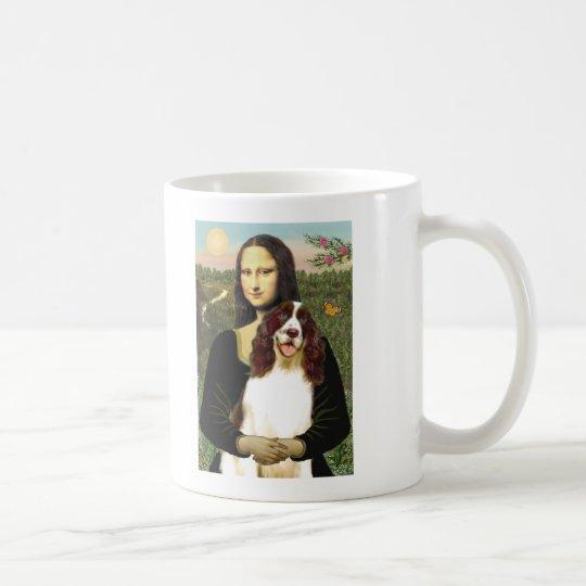 English Springer (Liv2) - Mona Lisa Coffee Mug