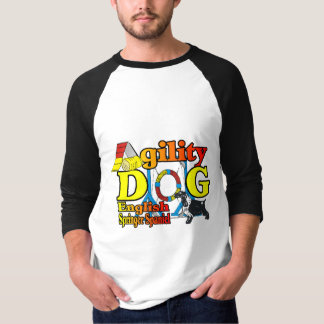 English Springer Spaniel Agility Gifts T-Shirt