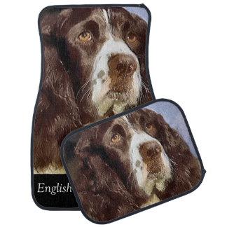 English Springer Spaniel Art Floor Mat