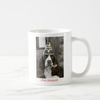 English Springer Spaniel Birthday Mug