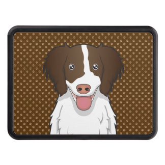 English Springer Spaniel Cartoon Paws Tow Hitch Covers
