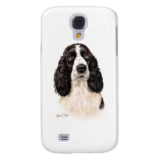 English Springer Spaniel Samsung Galaxy S4 Cases