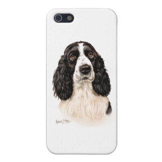 English Springer Spaniel Case For iPhone SE/5/5s