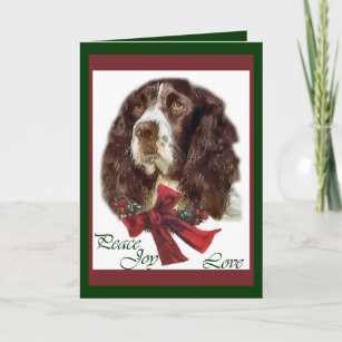Springer spaniel xmas gifts for girlfriend