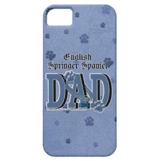 English Springer Spaniel DAD iPhone SE/5/5s Case