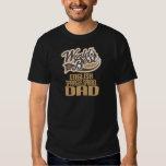 English Springer Spaniel Dad (Worlds Best) T-Shirt