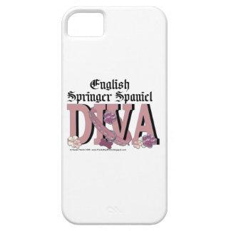 English Springer Spaniel DIVA iPhone SE/5/5s Case
