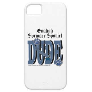 English Springer Spaniel DUDE iPhone SE/5/5s Case