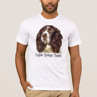 English Springer Spaniel Gifts T-Shirt