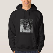 English Springer Spaniel Hooded Sweatshirt