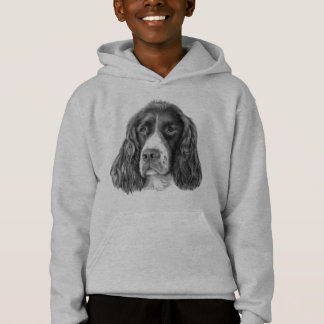 English Springer Spaniel Hoodie