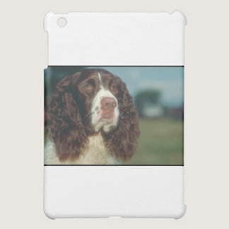 English Springer Spaniel iPad Mini Cover