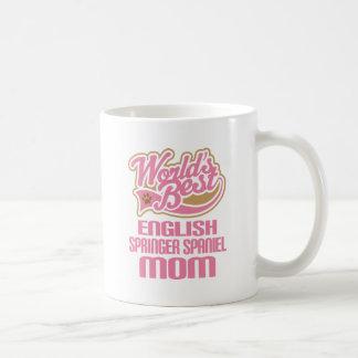 English Springer Spaniel Mom Dog Breed Gift Classic White Coffee Mug