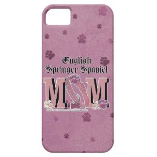 English Springer Spaniel MOM iPhone SE/5/5s Case