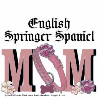 English Springer Spaniel MOM Statuette