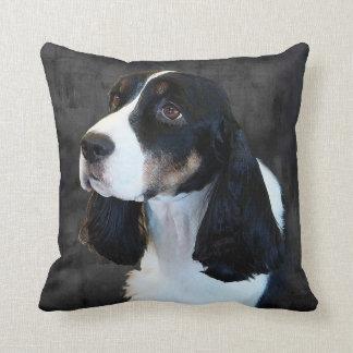 English Springer Spaniel Pillow