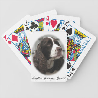 English Springer Spaniel Playing Cards