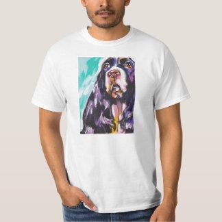 English Springer Spaniel Pop Art T Shirt